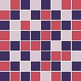 Fliesenaufkleber für Küche und Bad | Fliesenfolie für 10x10cm Fliesen | Mosaik Erde glänzend | 22 Stück | Klebefliesen günstig in 1A Qualität von PrintYourHome