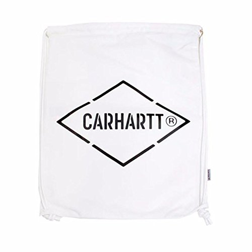 Carhartt Diamond Script Bag-Blanco-Unica