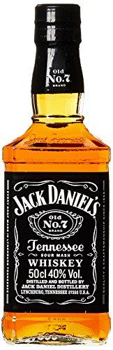 Jack Daniel's Tennessee Whiskey (1 x 0,5 l) (Distillery Jack Daniels)