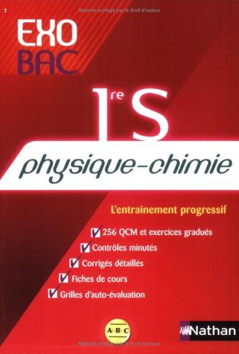 Physique chimie 1è S par Sylviane Lafitte