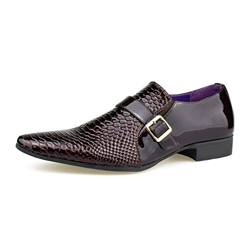 London Footwear - Sandali con Zeppa uomo Brown