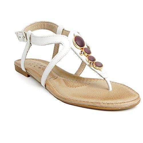 Batz Fresh 42 Sandales Chaussure en Cuir de Qualité Supérieure Femme Eté