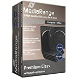 MediaRange BOX35-4 Noir