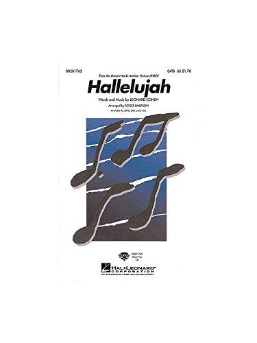 Hallelujah (shrek)