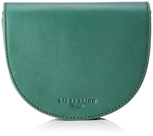 Liebeskind Berlin Damen Mixedbag Belt Bag Umhängetasche, Grün (Grün (Dark Green), 4.0x13.0x17.0 cm