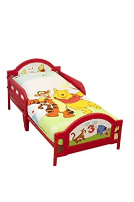 Character World DWP-NUM-QP3-MSC-01RC - Cama infantil para niños from BabyCentre