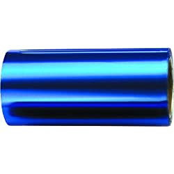 Fripac-Medis Papel de aluminio, 12 cm x 50 m, color azul