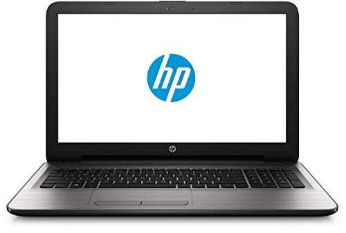 HP 15-ba024ng (X3N98EA) 39,6 cm (15,6 Zoll / FHD-Display) Laptop (AMD Quad-Core A10-9600P, 8 GB RAM, 1 TB SSHD, Windows 10) grau (Generalüberholt)
