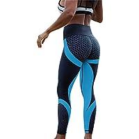 Chettova Mujeres 3D Print Sports Training Yoga Skinny Workout Gimnasio Leggings Pantalones