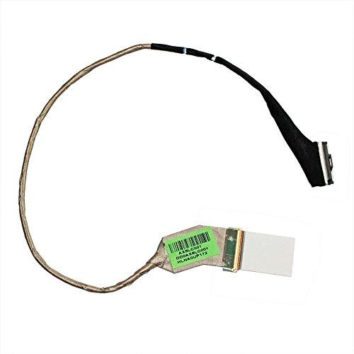 P/N dd0ax8lc000 LCD Video Flex Screen LVDS LCD LED Cable for DD0AX8LC001 LH31 HP G72 Compaq CQ72 Series AX8 (Serie Compaq)