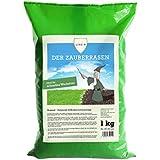 Original Linsor *Zauberrasen* 1kg Hochqualitativer schnellwachsender Rasensamen   Saatgut das ihrem Garten Qualität bietet   Grassamen   Rasen - Gras - Samen   Wunderrasen