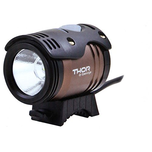 éclairage avant VTT