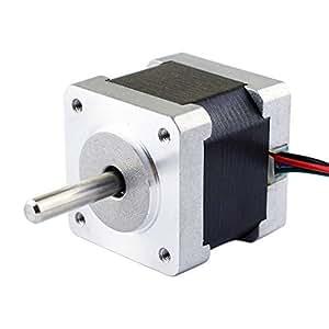 Nema 14 Bipolar Stepper Motor 5.4V 0.8A 25.5oz.in/18Ncm 3D Printer Makerbot