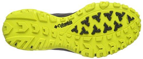 Columbia PEAKFREAK XCRSN XCEL, Sneaker uomo Nero (Negro - Schwarz (Black, Zour 010))