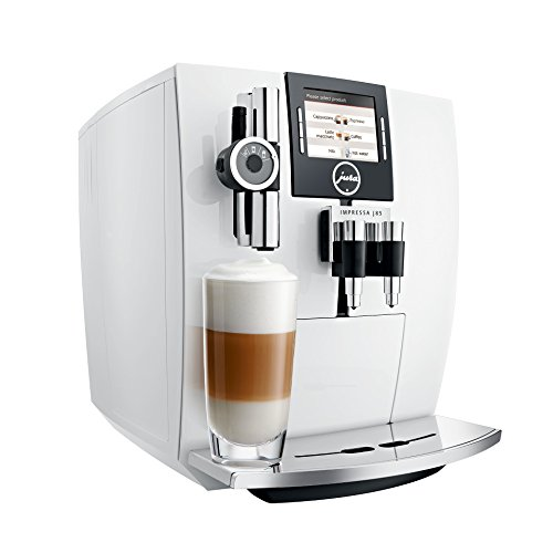 41r3vcOgL2L - BEST BUY #1 JURA 15049 IMPRESSA J85 Bean-to-Cup Coffee Machine, Piano White Reviews and price compare uk