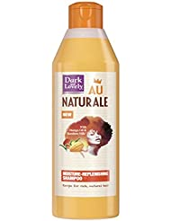 Dark & Lovely Shampooing au Natural A-Shrinka 250 ml - Lot de 4