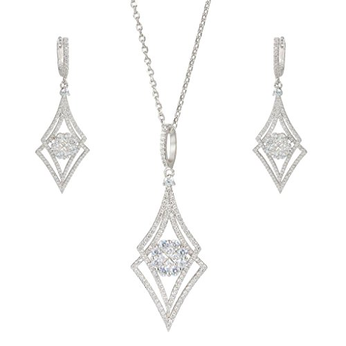 ever-faith-cz-pave-bridal-art-deco-necklace-earrings-set-silver-tone-clear-n05093-1