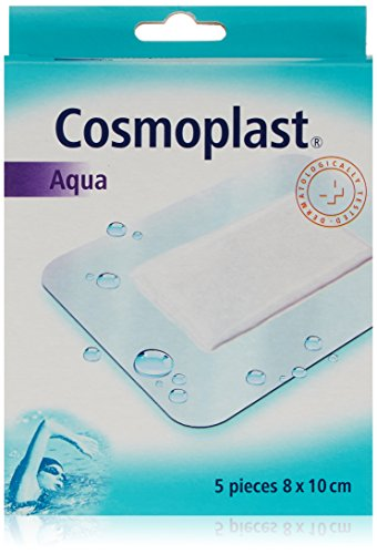 Cosmoplast Aqua Cerotti Grandi - 5 unità