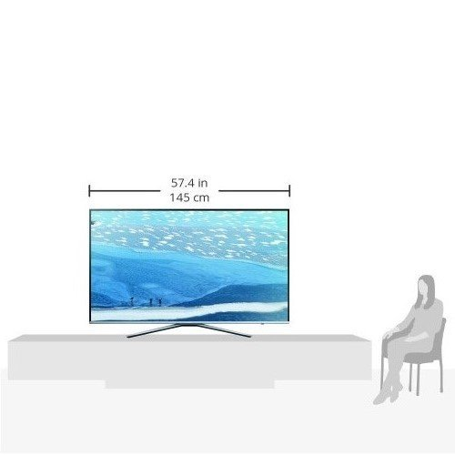 Samsung UE65KU6409 163 cm (65 Zoll) 4k Fernseher - 9