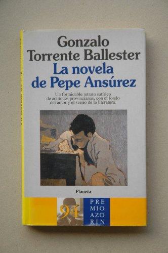 La Novela De Pepe Ansúrez descarga pdf epub mobi fb2