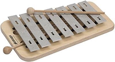 7687 Gitre metalófono pentatónica estuche de madera
