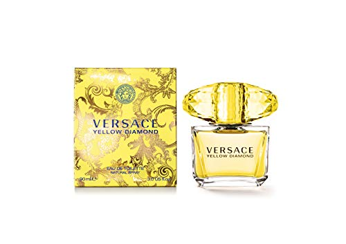 Versace Yellow Diamond Agua de Colonia - 90 ml