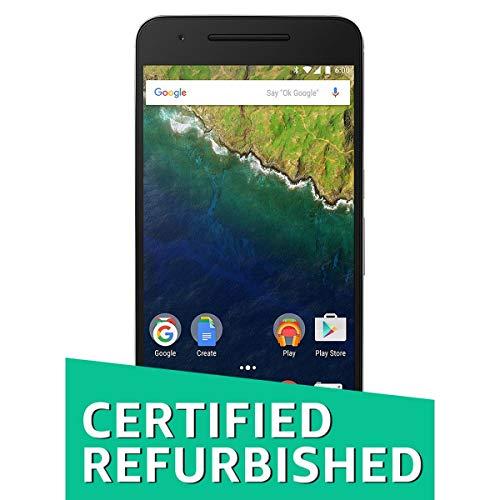 (Certified REFURBISHED) Huawai Nexus 6P H1512 (Silver, 64GB)