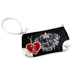 NCAA Washington State Cougars Sport Luxe Fan Wristlet