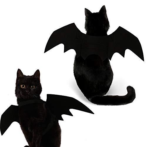 Bat Wing Clothes for Cats Welpe Hunde Lustigen Kostüm Für Katze Kitten Halloween Party Hund Katze Kleidung Kostüm Bietet Pet Produkte