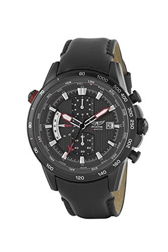 Reloj cronógrafo para hombre Aviator AVW2020G275