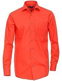 CASAMODA Herren Businesshemd auch große Größen 100% Baumwolle