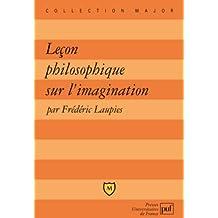 Leçon philosophique sur l'imagination (Thème Culture générale prépa HEC)