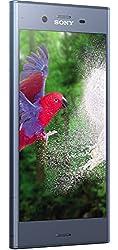 Sony Xperia XZ1 Smartphone (13,2 cm (5,2 Zoll) Triluminos Display, 19MP Kamera, 64GB Speicher, Android) Blau - Deutsche Version
