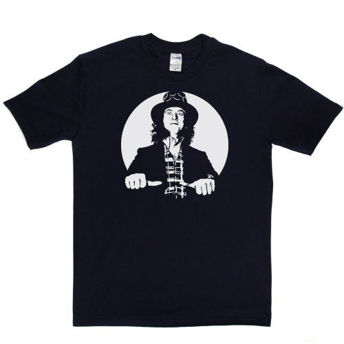 Noddy Portrait Classic Rock Tee T-shirt Marineblau