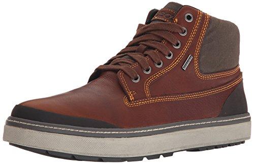 Geox U MATTIAS B ABX B, Herren Chukka Boots, Braun (BROWNC6000), 42 EU (8 Herren UK)