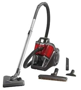 rowenta ro664311 intensium aspirateur sans sac traineaux 2100 w noir rouge cuisine. Black Bedroom Furniture Sets. Home Design Ideas