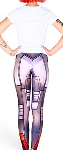 THENICE Damen Sexy Elastic Strumpfhosen Leggings Fashion