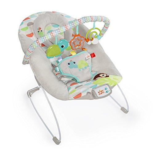 Imagen de Sillas Mecedoras Eléctrica Para Bebés Bright Starts por menos de 40 euros.