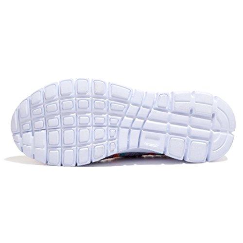 DORSION Scarpe da scogli/da ginnastica confortevoli da donna Yoga sport traspirante Scarpe Grey