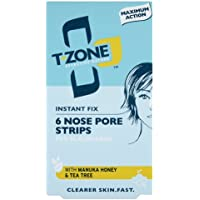 T-Zone tiras de poro Instant Fix Nariz (Packaging puede variar)
