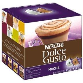 Nescafe Dolce Gusto Mocha - 8 Beverages