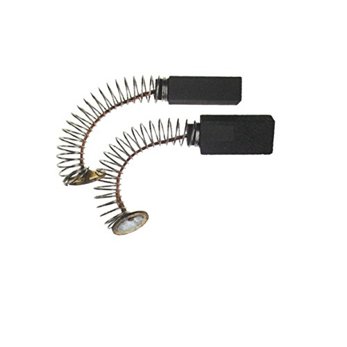 2x Motorkohle Kohlebürste Kohle 4x6x15mm für Kleingeräte