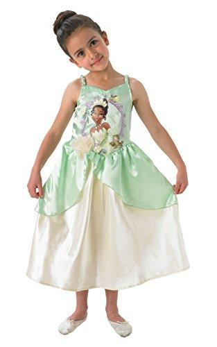 Kostüm Tiana - Rubie 's Offizielles Storytime Classic Tiana, Kinder Kostüm-Medium