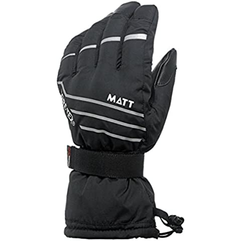 Matt GORE-TEX ® Guanti per bambini Junior Rocco, Nero, 12