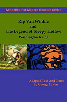 Rip Van Winkle And The Legend of Sleepy Hollow: Simplified for Modern Readers (English Edition) de [Irving, Washington]