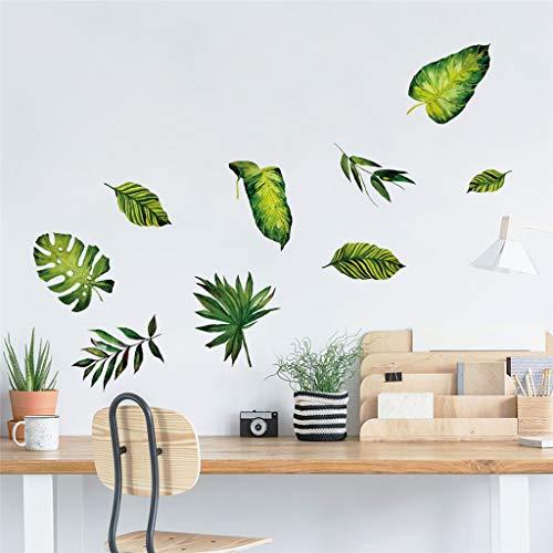 Gaddrt Wall Sticker Adesivi da Parete Adesivo Murale Fiori Decorazione Fai da Te in PVC Mobile Creative Wall con Decorativa per Pareti e Finestre -Personalizing(50x70cm)