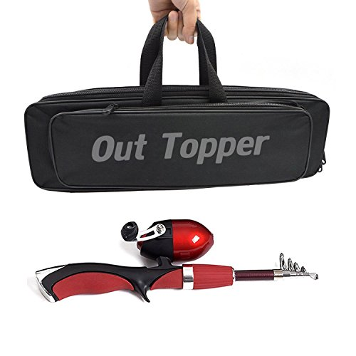 et de moulinet kit rotatifs Kit Mini combos de à voyage pêche Canne 8cTqtwO7t