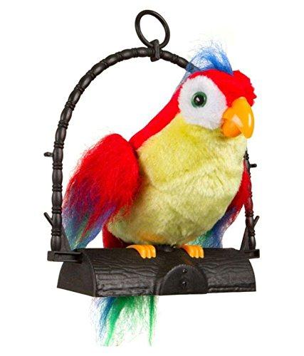 Latest Multicolor Musical Talk Back Parrot