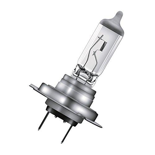 OSRAM ORIGINAL H7, Halogen-Scheinwerferlampe, 64210-01B, 12V PKW, Einzelblister (1 Stück) (Polo Bay)