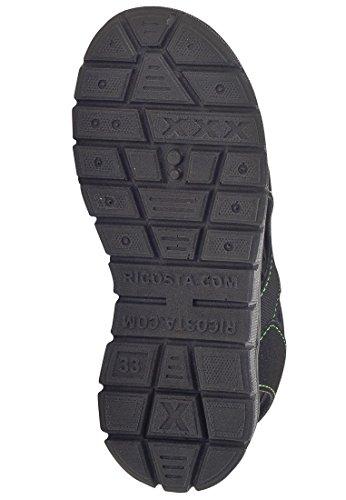 Ricosta Jungen Sandalen schwarz, 510174-1 schwarz